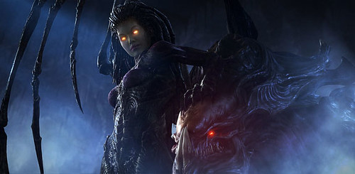 StarCraft 2: Heart of the Swarm Release Date Announced
