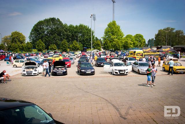 VW Tuning show Karlovac 2012, Hrvatska