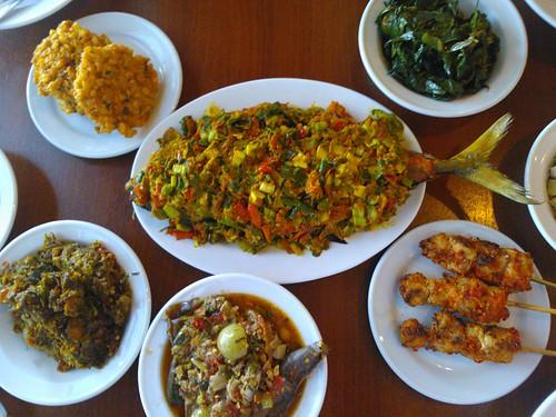 Manado Cuisine