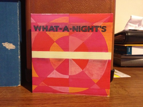 What-A-Night's - S/T CD by Tim PopKid