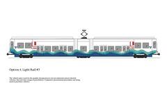 Sound Transit LINK Livery Option A