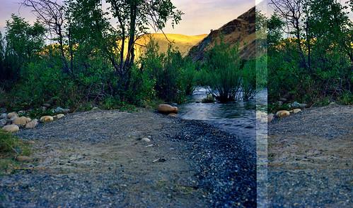 california 120 film nature analog mediumformat river landscape rangefinder koniomega canoscan9000f