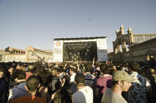 Día de la Música 2012