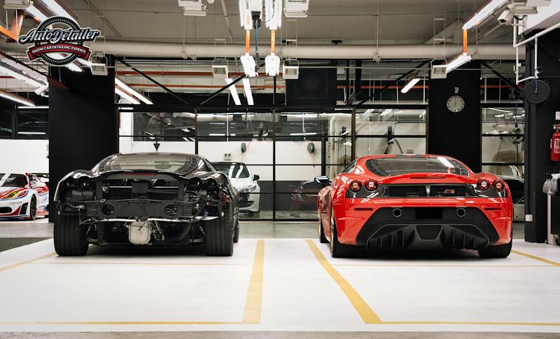 Project Scuderia Restore
