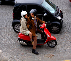 automobile, scooter, vehicle, automotive design, motorcycle, vespa,
