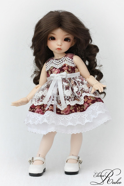 At the Etsy! Model №13 for LittleFee