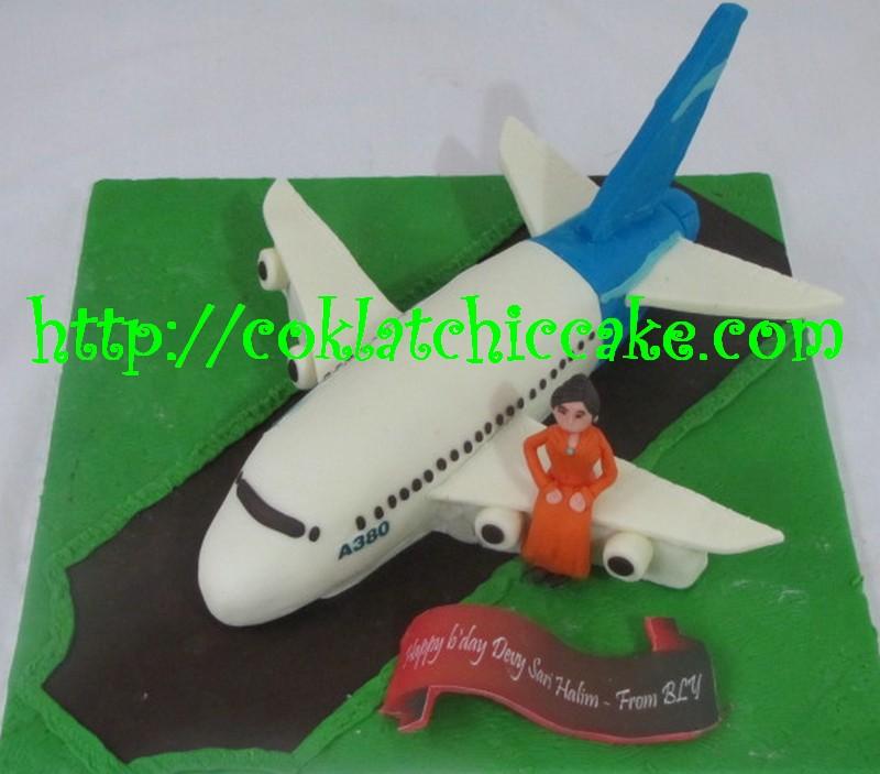 Kue ulang tahun garuda