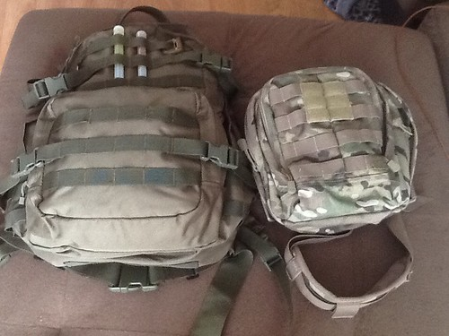 5 11 Moab 6 multicam backpack/LA Police Gear/USMC ILBE