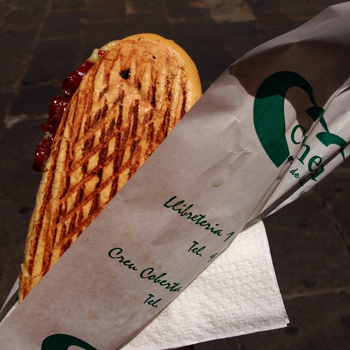mangiare a Barcellona senza glutine