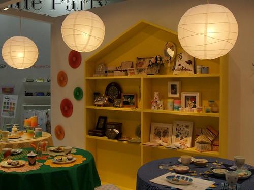 """2014日本ホビーショー 中央展示 """"Homemade Party at Home"""" (4)"""