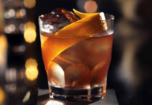 Bacardi Old Fashioned