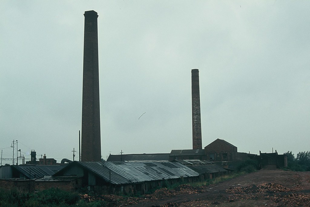 Works from Clay Pitm Crowle Brickworks