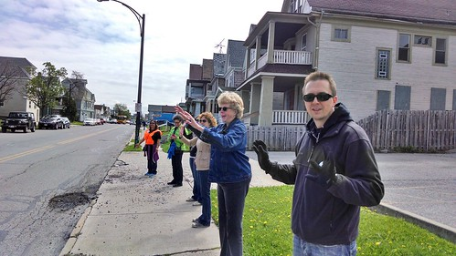 Hands Across Buffalo