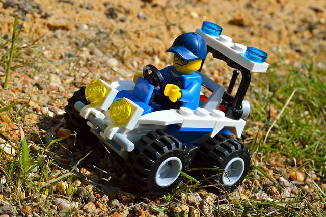 Police ATV (30228 )