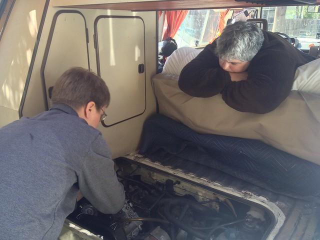 Fixing the Vanagon