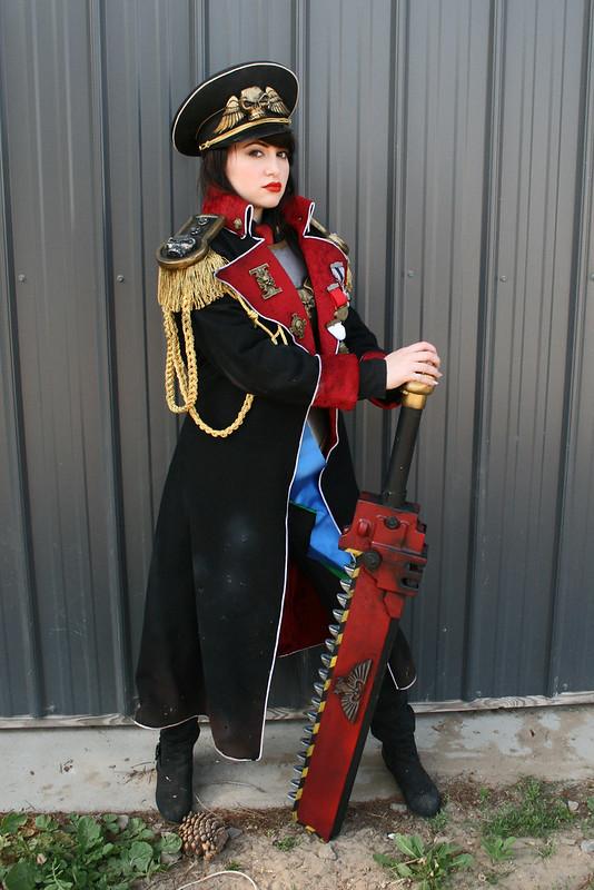 Commissar Portrait