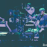 The Notwist // Webster Hall by Chad Kamenshine