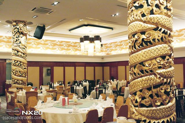 xin cuisine decor concorde hotel