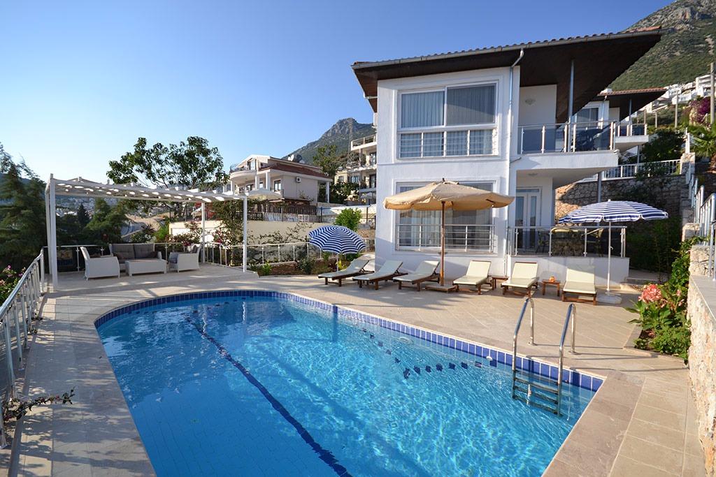 kiralık yazlık villa - 3651