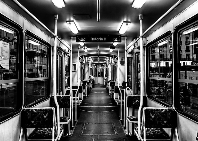 Tram to Astoria [Explored: 30-9-2016 20:20 GMT]
