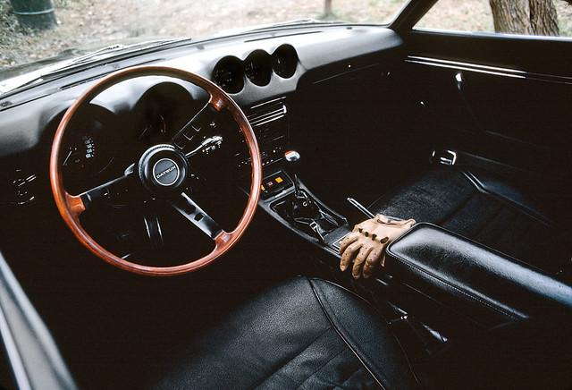 1973 datsun 240z interior flickr photo sharing. Black Bedroom Furniture Sets. Home Design Ideas