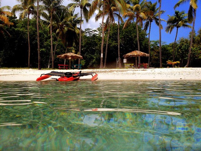 Peaceful honeymoon beach st thomas virgin islands for Honeymoon in st thomas
