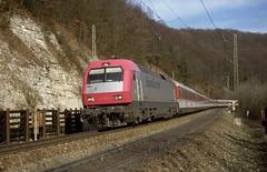 * DB  127 001  Eurosprinter  # 1
