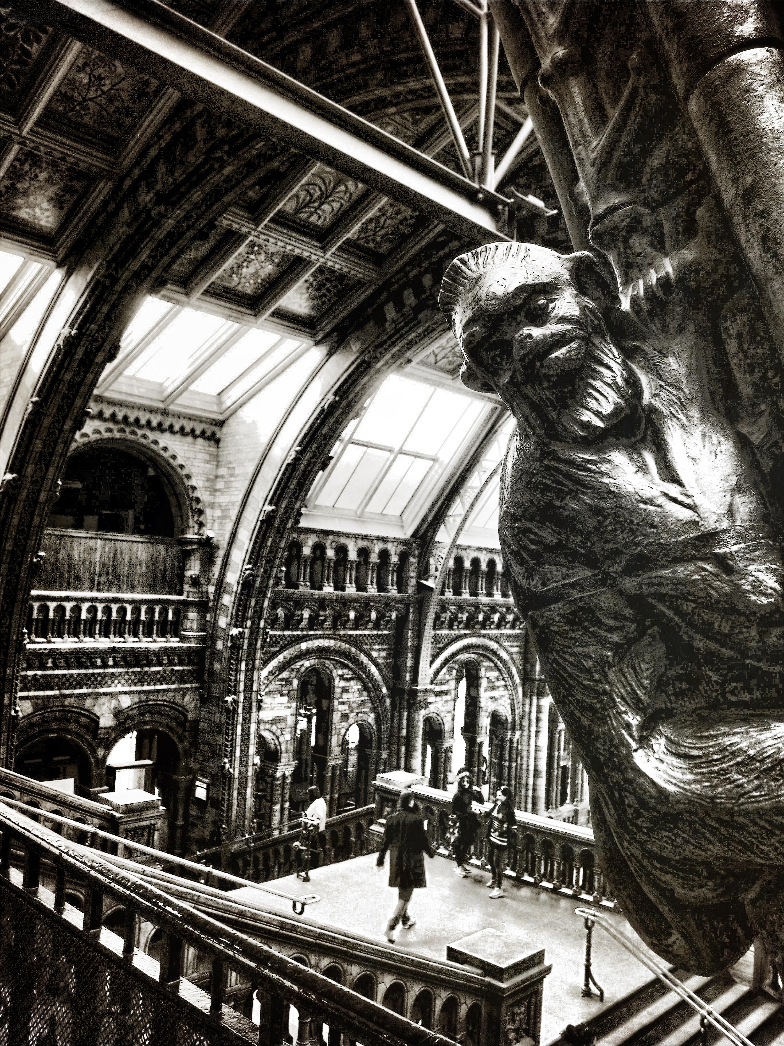 Natural History Museum . London