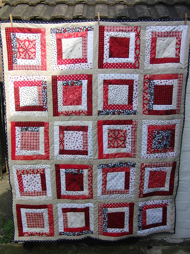 Hello Sailor Quilt - Front