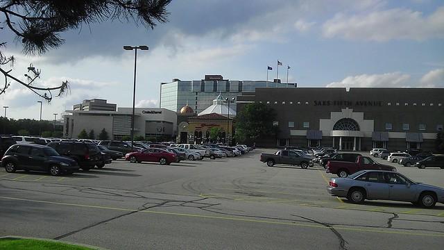Fashion Mall Commons Indianapolis Indiana