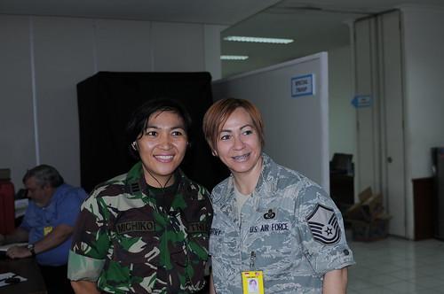 Latihan Gabungan TNI AU - USAF