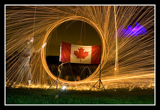 Tad's Here For Canada Day-----------