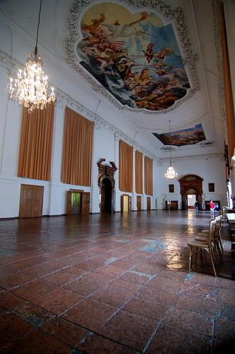 Salzburg Residenz 薩爾斯堡 主教宅邸