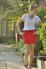 red skirt one_0029