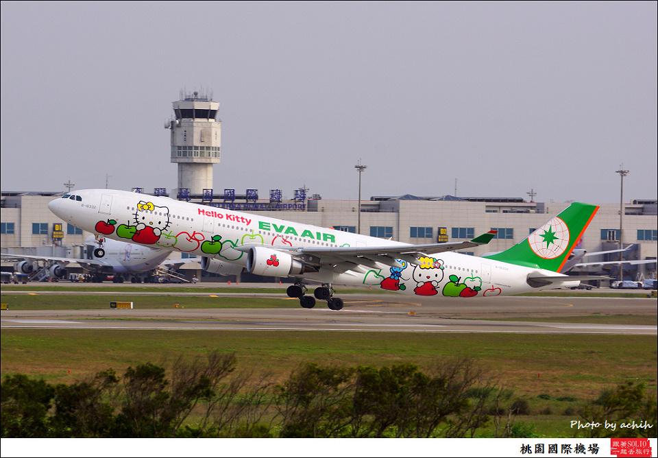 長榮航空B-16332客機003