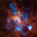 30 Doradus and The Growing Tarantula Within: A large region of star formation about 160,000 light years away in the Large Magellanic Cloud.