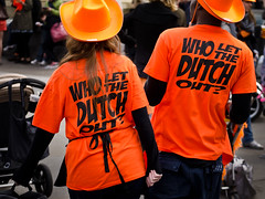 Queen's Day in London
