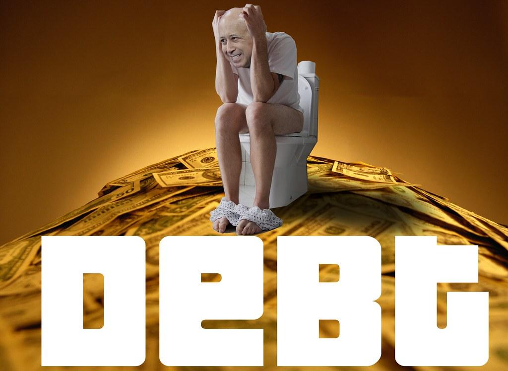DEBT PILE