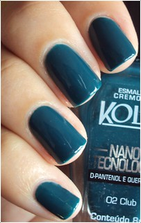 Dia 21 :: Inspired By a Color :: Club - Kolt