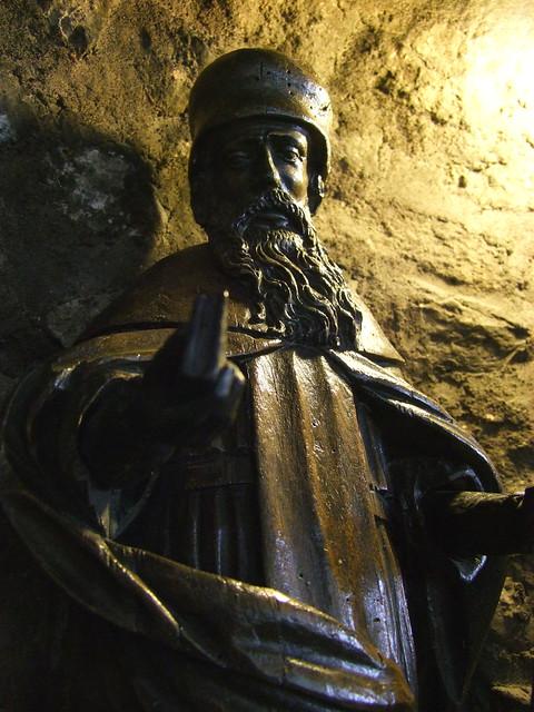St Anthony of Egypt