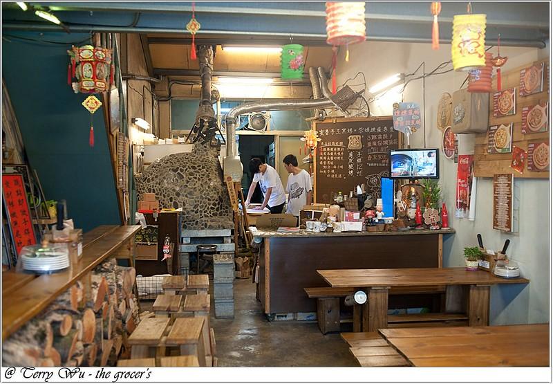 密魯手工窯烤披薩專賣   (3)