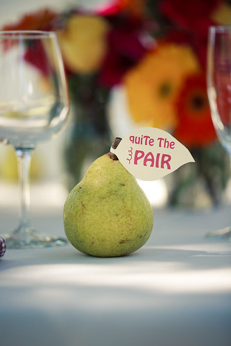 Pear Guest Gift