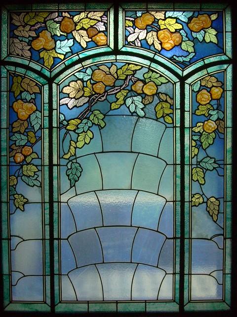 flickriver photoset 39 art nouveau vitraux 39 by yvette g. Black Bedroom Furniture Sets. Home Design Ideas