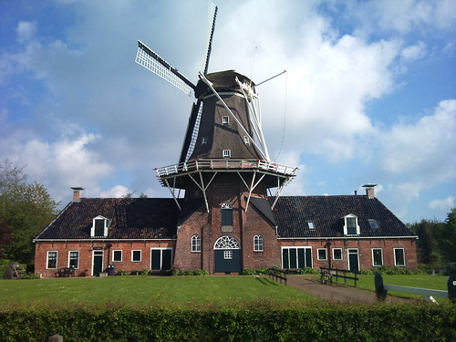 Windmill by XPeria2Day