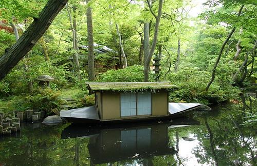 根津美術館の庭1