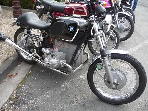 BMW R-75 5 Café racer by EasyriderFXDWG
