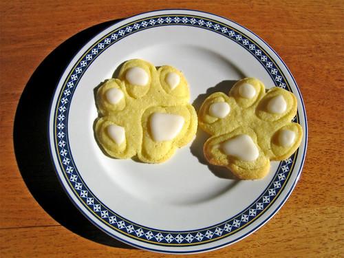 biscotti friabili impronte di cane by fugzu