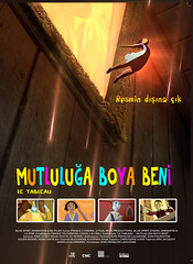 Mutluluğa Boya Beni - Le Tableau (2012)