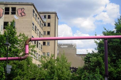 Pink pipe II