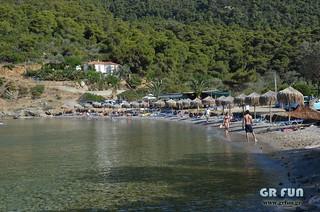 Παραλία Βαγιωνιά, Πόρος / Vagionia Beach, Poros